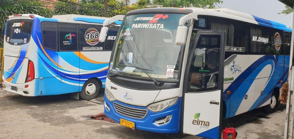 sewa bus pariwisata jawa tengah