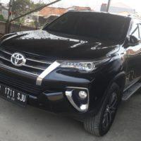 Sewa Fortuner VRZ Jawa Tengah